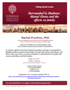 Surrounded By Madness | Fordham Visiting Scholar Lecture